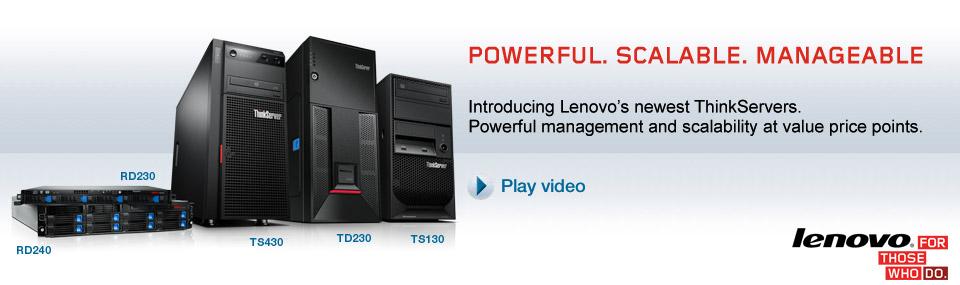 Servidores Lenovo