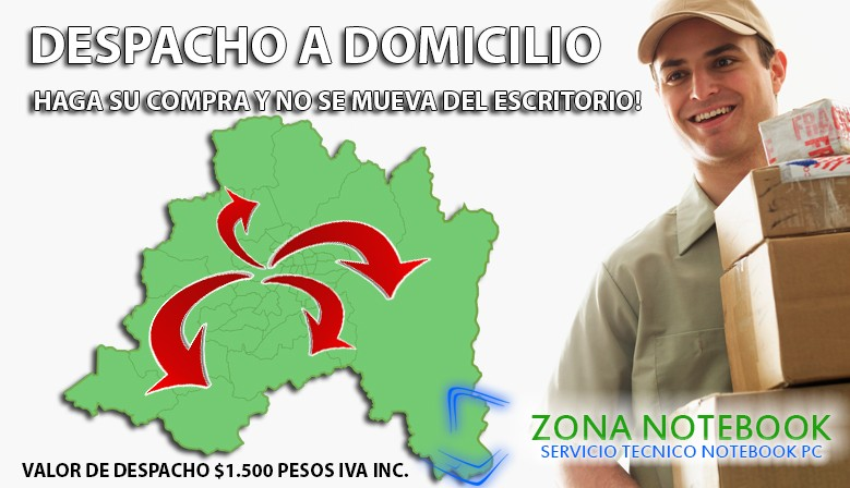 Despacho Domicilio